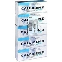 Calcigen D forte 1000mg/880I.E. Brausetabletten, 50 ST, Meda Pharma GmbH & Co. KG