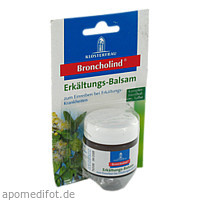 BRONCHOLIND Balsam, 20 G, MCM KLOSTERFRAU Vertr. GmbH