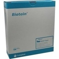 Biatain Super nicht-haftend Superabs.12.5x12.5cm, 10 ST, Coloplast GmbH