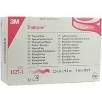 TRANSPORE 9.10MX2.50CM, 12 ST, 3M Medica Zwnl.d.3M Deutschl. GmbH