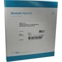 Biatain Alginate Kompressen 15x15cm, 10 ST, Coloplast GmbH