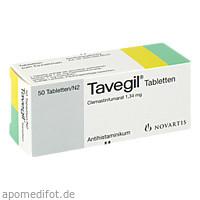 TAVEGIL, 50 ST, STADA Consumer Health Deutschland GmbH