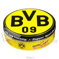 Cupper Sport-Bonbons BV Borussia Dortmund, 60 G, Kalfany Süße Werbung GmbH & Co. KG