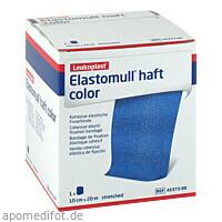 ELASTOMULL HAFT 20MX10CM color blau, 1 ST, Bsn Medical GmbH