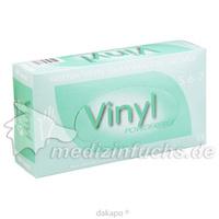 VINYL HANDSCHUHE SMALL UNGEPUDERT 4424, 100 ST, Abena GmbH