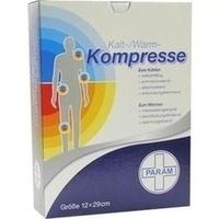 Kalt-/Warm-Kompresse 12x29cm, 1 ST, Param GmbH