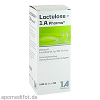 Lactulose - 1 A Pharma, 1000 ML, 1 A Pharma GmbH
