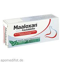 Maaloxan 25mVal, 50 ST, Sanofi-Aventis Deutschland GmbH GB Selbstmedikation /Consumer-Care