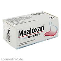 Maaloxan 25mVal, 100 ST, Sanofi-Aventis Deutschland GmbH GB Selbstmedikation /Consumer-Care