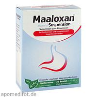 Maaloxan 25mVal, 20X10 ML, Sanofi-Aventis Deutschland GmbH GB Selbstmedikation /Consumer-Care