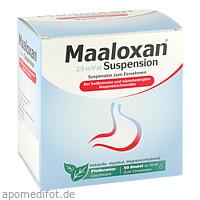 Maaloxan 25mval, 50X10 ML, Sanofi-Aventis Deutschland GmbH GB Selbstmedikation /Consumer-Care