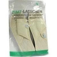 Zimtlatschen Baumwolle 37/38, 2 ST, Spinnrad GmbH