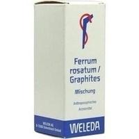 Ferrum rosatum/ Graphites, 50 ML, Weleda AG
