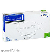 Nitril Unters Handschuhe Puderfrei Gross, 100 ST, Dr. Junghans Medical GmbH