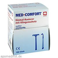 Einmalrasierer Einschneidig, 100 ST, Dr. Junghans Medical GmbH