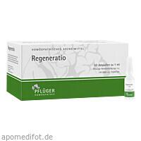 REGENERATIO, 50X1 ML, Homöopathisches Laboratorium Alexander Pflüger GmbH & Co. KG