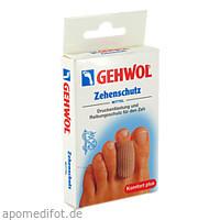 GEHWOL Polymer-Gel Zehenschutz mittel, 2 ST, Eduard Gerlach GmbH