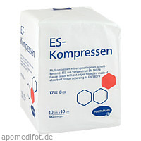 ES-KOMPR UNST 10X10 8F, 100 ST, Paul Hartmann AG