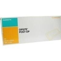 OpSite Post-Op 25cmx10cm einzeln steril New, 20X1 ST, Smith & Nephew GmbH