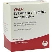 Belladonna e fructibus Augentropfen, 30X0.5 ML, Wala Heilmittel GmbH