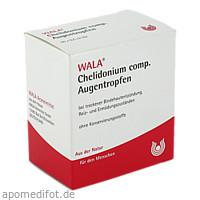 Chelidonium comp. Augentropfen, 30X0.5 ML, Wala Heilmittel GmbH