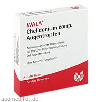 Chelidonium comp. Augentropfen, 5X0.5 ML, Wala Heilmittel GmbH