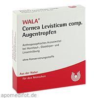 Cornea Levisticum comp. Augentropfen, 5X0.5 ML, Wala Heilmittel GmbH