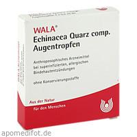 Echinacea Quarz comp. Augentropfen, 5X0.5 ML, Wala Heilmittel GmbH