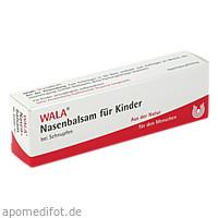 Nasenbalsam für Kinder, 10 G, Wala Heilmittel GmbH