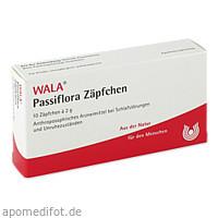 Passiflora Zäpfchen, 10X2 G, Wala Heilmittel GmbH