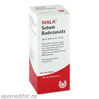 Solum Badezusatz, 100 ML, Wala Heilmittel GmbH