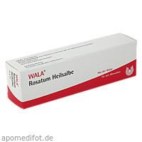 Rosatum Heilsalbe, 30 G, Wala Heilmittel GmbH