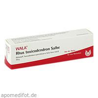 Rhus toxicodendron Salbe, 30 G, Wala Heilmittel GmbH