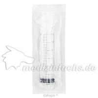 Einmalspritze 30 ml Luer-Lock mit Verschlußkappe, 1 ST, Dr. F. Köhler Chemie GmbH