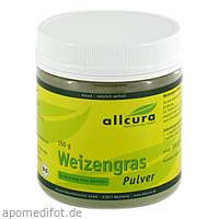 Weizengras Pulver Kontrol.Biologischer Anbau, 150 G, Allcura Naturheilmittel GmbH