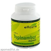 Topinambur Kapseln, 120 ST, Allcura Naturheilmittel GmbH