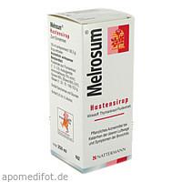 MELROSUM HUSTENSIRUP, 250 ML, MCM KLOSTERFRAU Vertr. GmbH