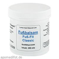 Balsam Fuß- mit Latschenkiefer, 250 ML, Groß GmbH