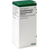 Chelidonium-Homaccord, 30 ML, Biologische Heilmittel Heel GmbH