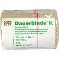 DAUERBINDE KRAEFT 14mX10CM, 1 ST, Lohmann & Rauscher GmbH & Co. KG