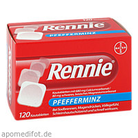 RENNIE, 120 ST, Bayer Vital GmbH