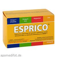 Esprico Kaukapseln, 120 ST, Engelhard Arzneimittel GmbH & Co. KG