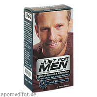 JUST FOR MEN PFLEGE-BRUSH-IN-COLOR NATUR HELLBRAUN, 28.4 ML, Pharma Netzwerk Pnw GmbH