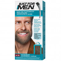 JUST FOR MEN PFLEGE-BRUSH-IN-COLOR NATUR MITTELBRA, 28.4 ML, Pharma Netzwerk Pnw GmbH