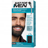 JUST FOR MEN PFLEGE-BRUSH-IN-COLOR NATUR SCHWARZ, 28.4 ML, Pharma Netzwerk Pnw GmbH