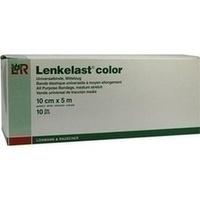 Lenkelast color rot 10cmx5m lose, 10 ST, Lohmann & Rauscher GmbH & Co. KG