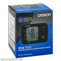 OMRON RS6 Handgelenk Blutdruckmessgerät, 1 ST, Hermes Arzneimittel GmbH
