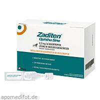 ZADITEN OPHTHA SINE AUGENTROPFEN, 20 ST, Thea Pharma GmbH