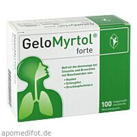 GELOMYRTOL FORTE, 100 ST, G. Pohl-Boskamp GmbH & Co. KG