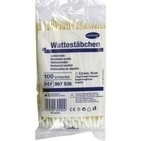 WATTESTAEB M WATTEK 15CM, 100 ST, Paul Hartmann AG